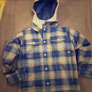 Burton Snow coat Boys XS 7-10